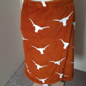NWT Texas Spa Wrap TX Orange